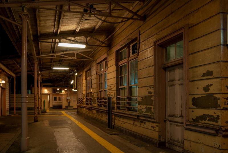 旧門司港駅