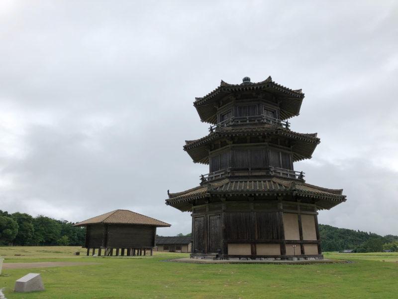 熊本県山鹿市観光名所 歴史公園鞠智城