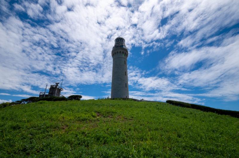 山口県下関市 角島灯台