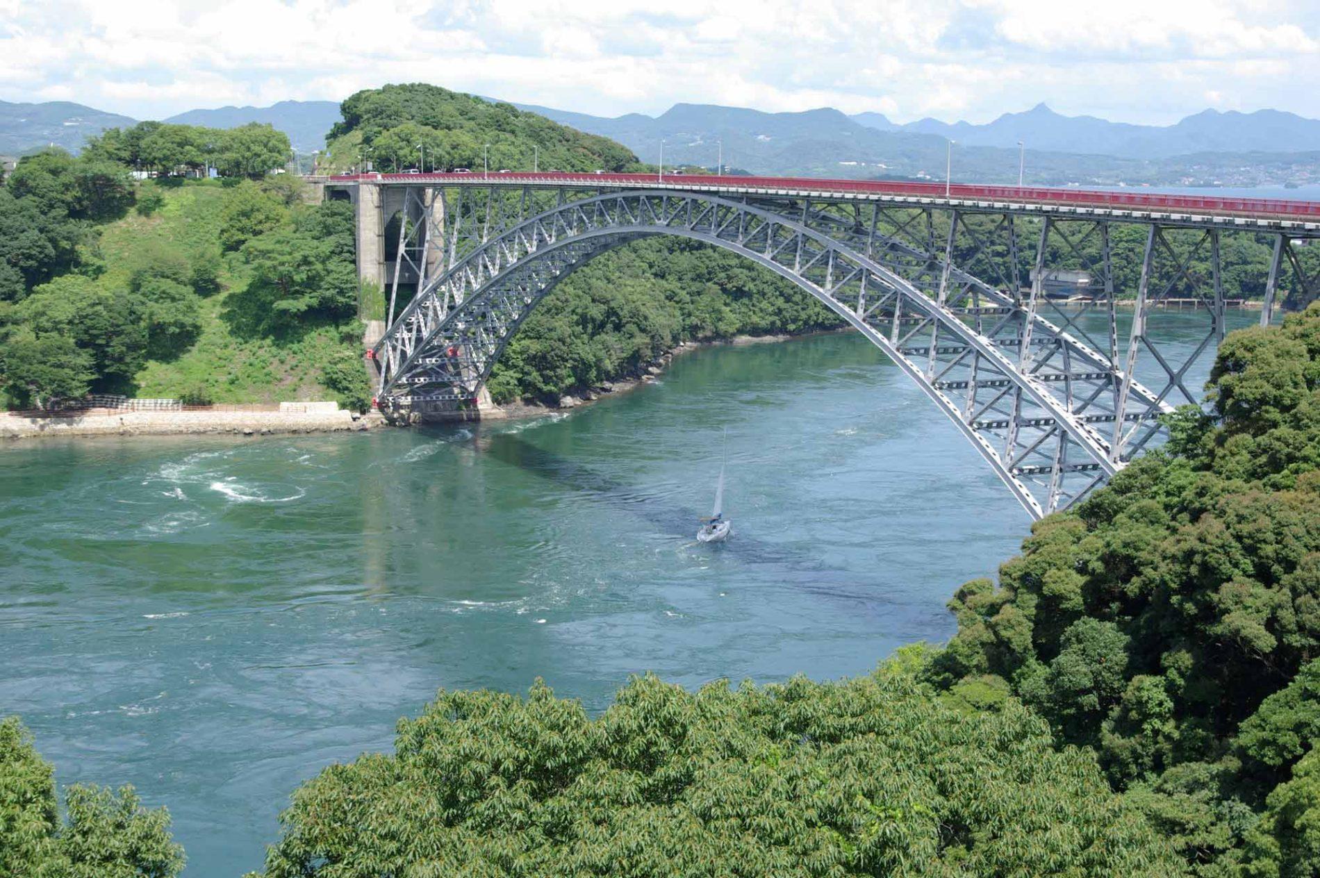 長崎県西海橋