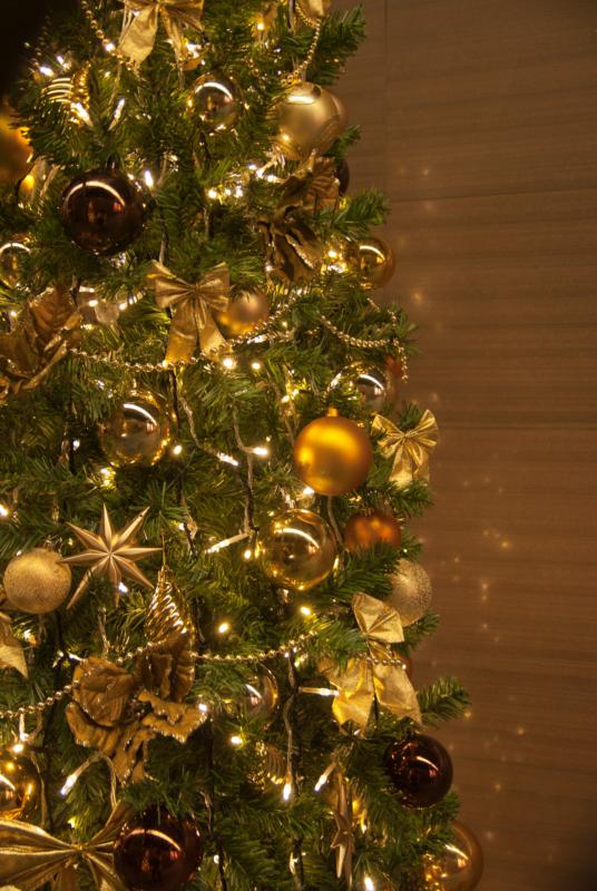 クリスマスツリー(クリスマス飾り)